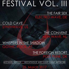 THE FAIR SEX @ Melting Sounds Festival III