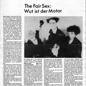 Incident Culture Juni 1989