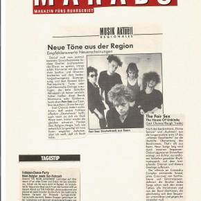 Marabo 1987/1988
