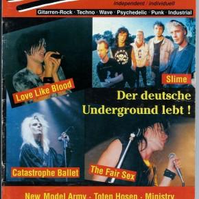 Zillo Oktober 1992